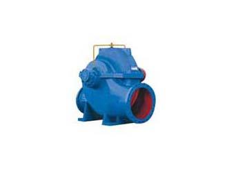 TPOW型蜗壳式水平中开泵