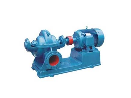 S/SH单级双吸中开式离心泵