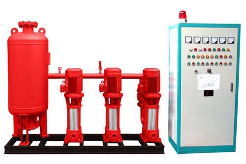 消防泵控制柜现场图